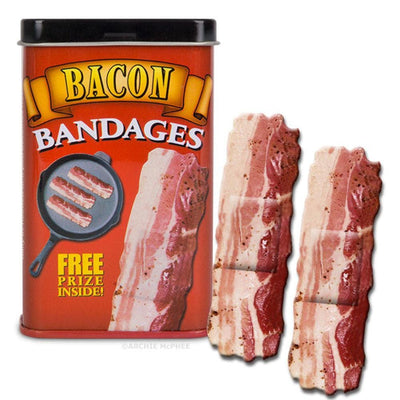 Image of Accoutrements Bacon Band Aids