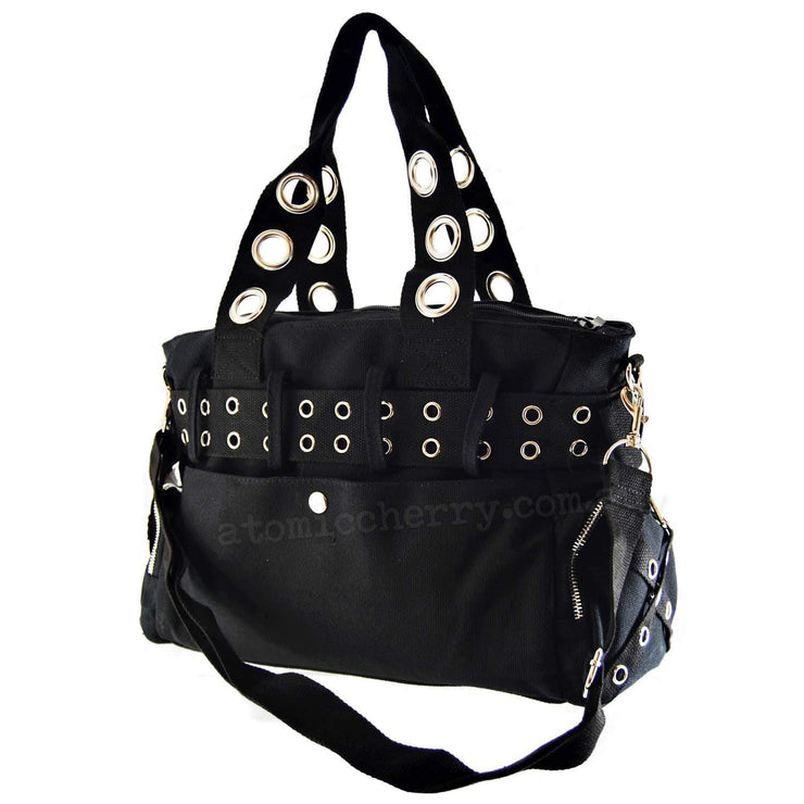 Image of Banned Punk Bag - Black