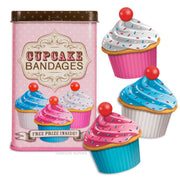 Image of Accoutrements Cupcake Band Aids
