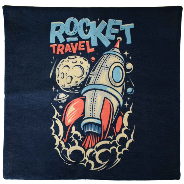 Main image Rocket Travel cushion cover