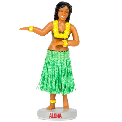 Image of Accoutrements Hula Girl Dashboard Figurine