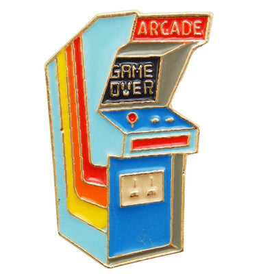 Image of Enamel Pin - Retro Arcade Game
