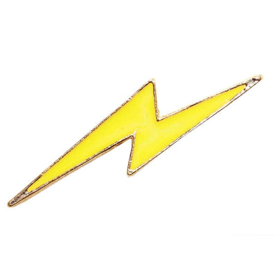 Image of Enamel Pin - Lightning Bolt