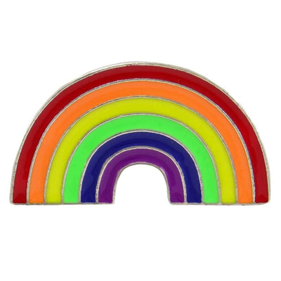 Image of Enamel Pin - Rainbow