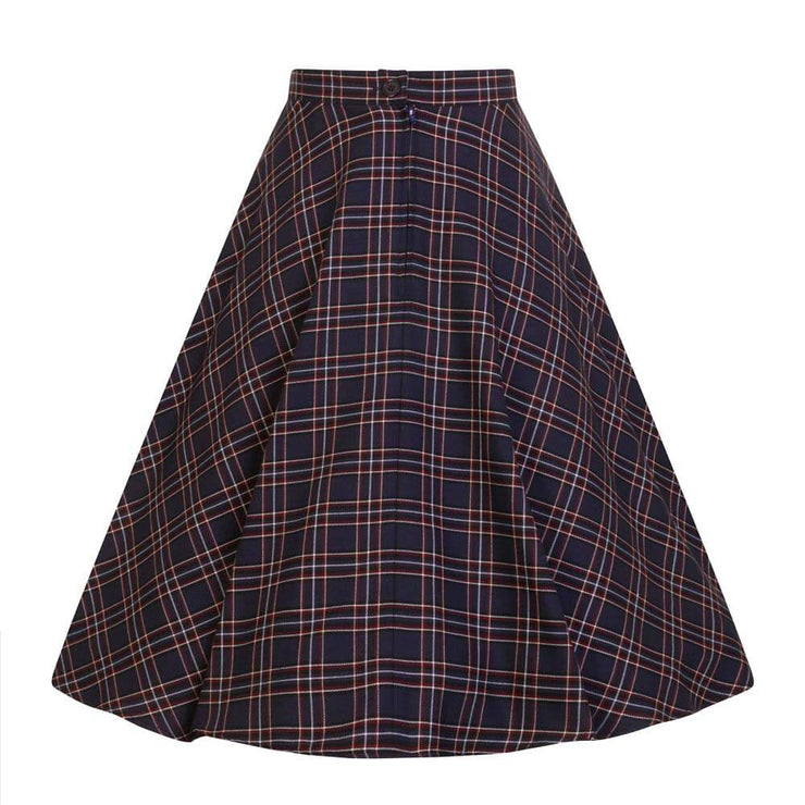 invisible manikin image back peebles skirt