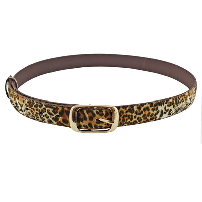 Main image Retro Leopard Print Belt