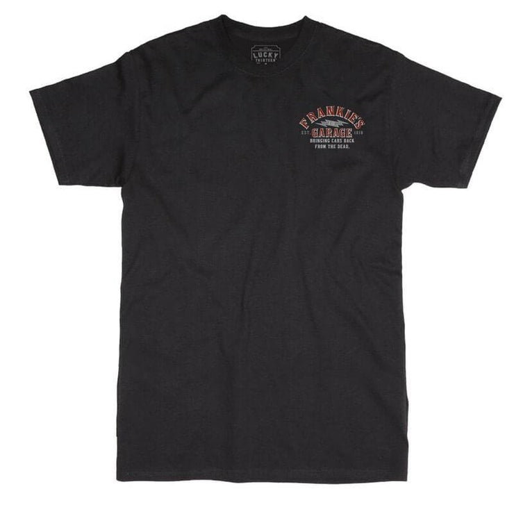 Image of Lucky 13 Men's T-Shirt - Frankie's Garage