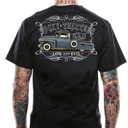 Image of Lucky 13 Men's T-Shirt - Dragger