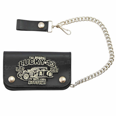 Image of Lucky 13 Rat Rod Chain Wallet