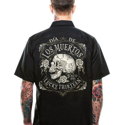 4baaccb50eb1 Men's Retro and Rockabilly Clothing and Accessories – Atomic Cherry