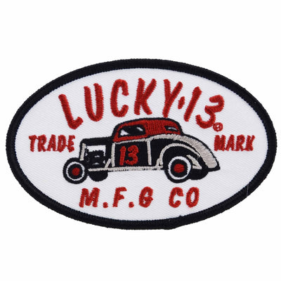 Image of Lucky 13 MFG Hot Rod Patch