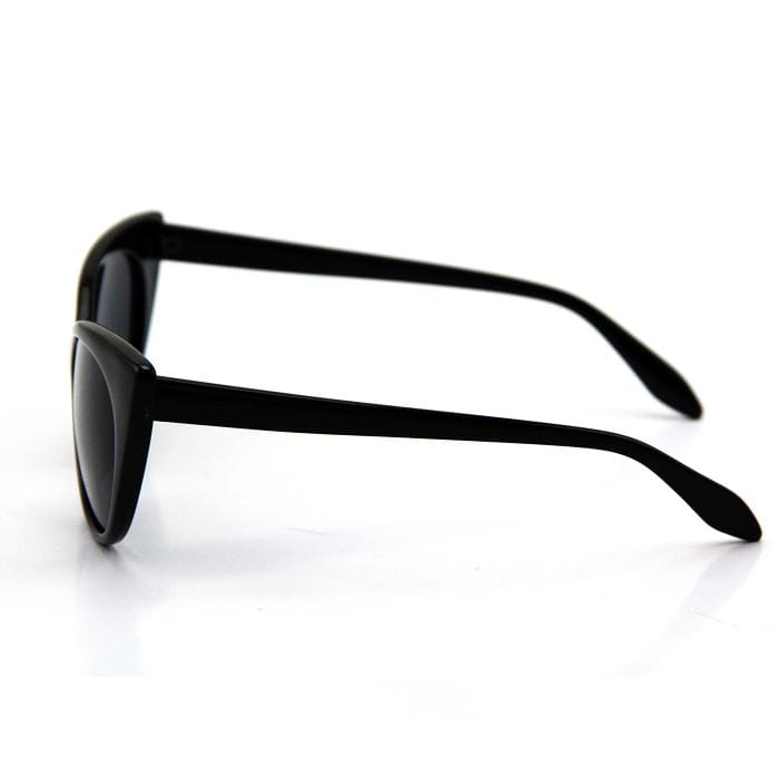 Image of Cat Eye Sunglasses - Black