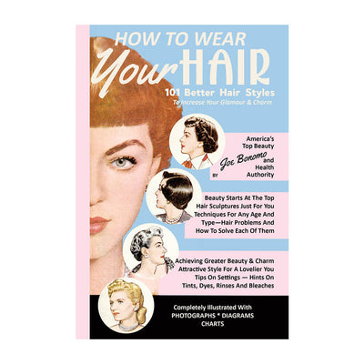Front image How To Wear Your Hair Book