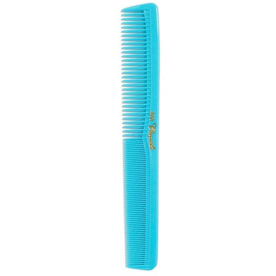 Image of Vintage Hairstyling Cleopatra 1950's Standard Comb - Powder Blue