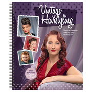 Vintage Hairstyling Book: Retro Styles with Step-by-Step Techniques (3rd Ed) front