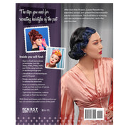 Vintage Hairstyling Book: Retro Styles with Step-by-Step Techniques (3rd Ed) back