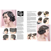Vintage Hairstyling Book: Retro Styles with Step-by-Step Techniques (3rd Ed) effie
