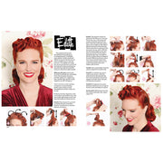 Vintage Hairstyling Book: Retro Styles with Step-by-Step Techniques (3rd Ed) Edith