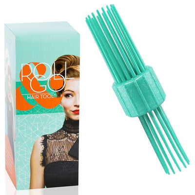 Image of Vintage Hairstyling Roll and Go Victory Roll Tool Set
