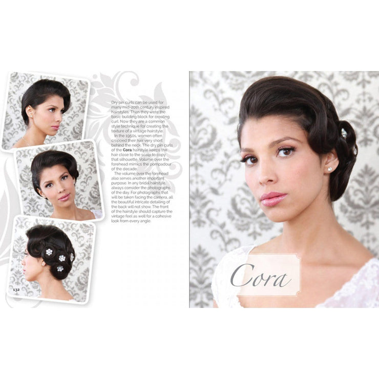 Image of Vintage Hairstyling Weddings, Proms and Formal Event Hairstyles Book by Lauren Rennells