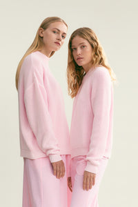 Oversize Sweater - pink