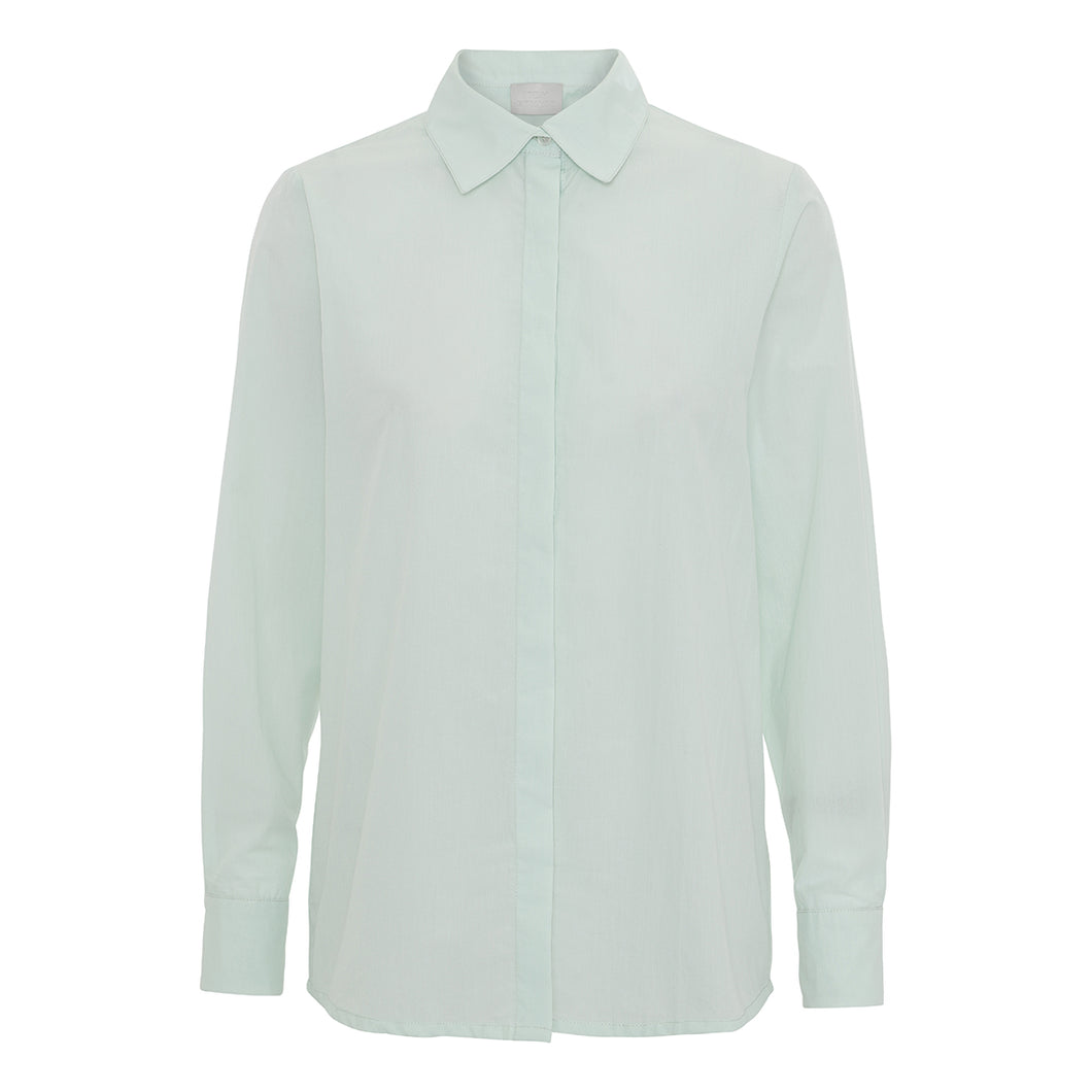 Simple Shirt - pale green