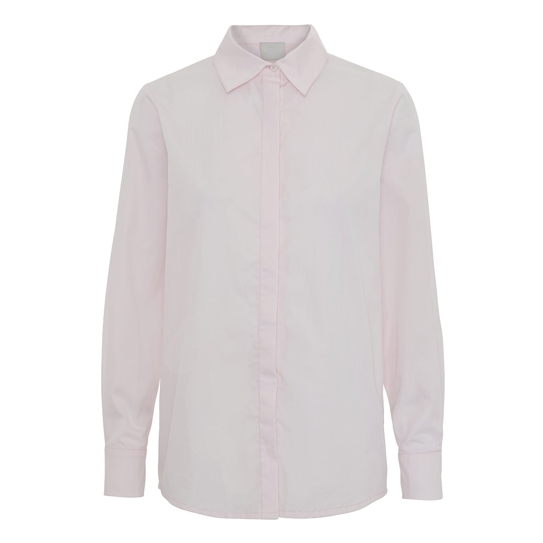 Simple Shirt - pale pink