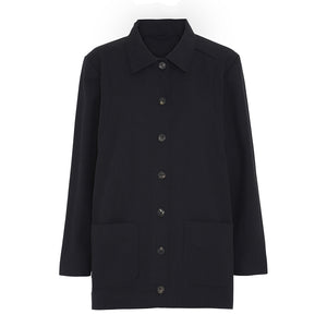 Work Jacket - Black