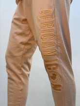 Peach Tracksuit African Icon