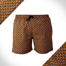 Leopard The Weave Kids Shorts