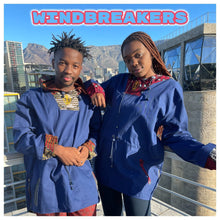 Mens_Ladies_Hoodies_Windbreakers_Joggers_Shweshwe_Navy_Black_Africa_Made_Only_Cape_Town