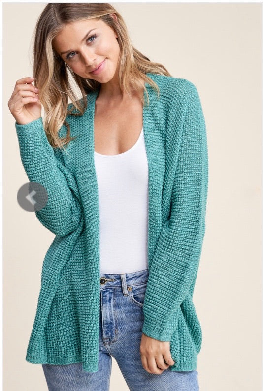 Allie Cardigan - Jade