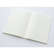 Midori MD Notebook - A5 gridded - simplebeautifulthings