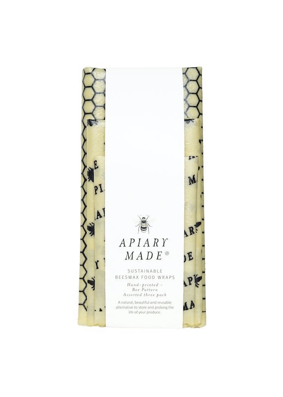 Apiary Made - Bee Pattern - Assorted