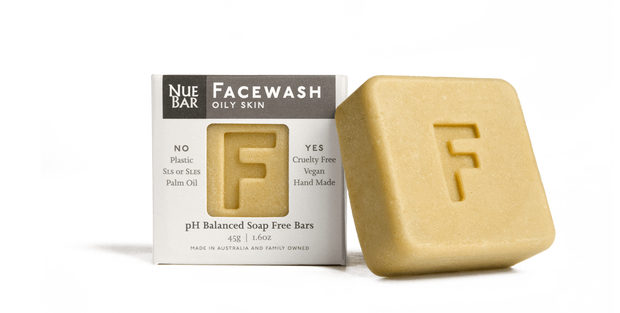 Nuebar Face wash Oily - Simple Beautiful Things