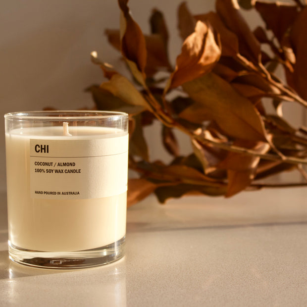Posie candle CHI - Coconut / Almond 300g