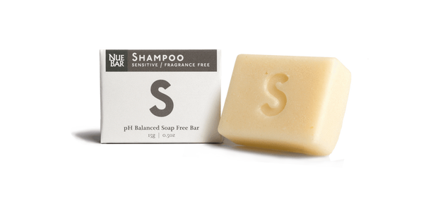 Nuebar Mini Shampoo Bar Fragrance Free - Simple Beautiful Things