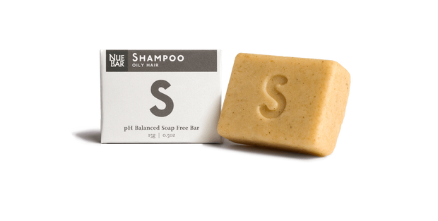 Nuebar Mini Shampoo Bar Oily hair - Simple Beautiful Things