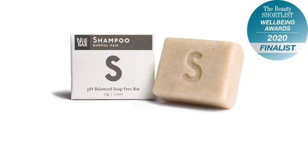 Nuebar Mini Shampoo Bar Normal - Simple Beautiful Things