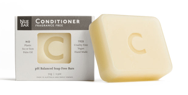 NueBar Conditioner bar Fragrance Free - Simple Beautiful Things