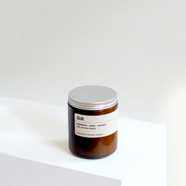 Posie_Candles_SUR-250g-Amber-Candle_Simple_Beautiful_Things