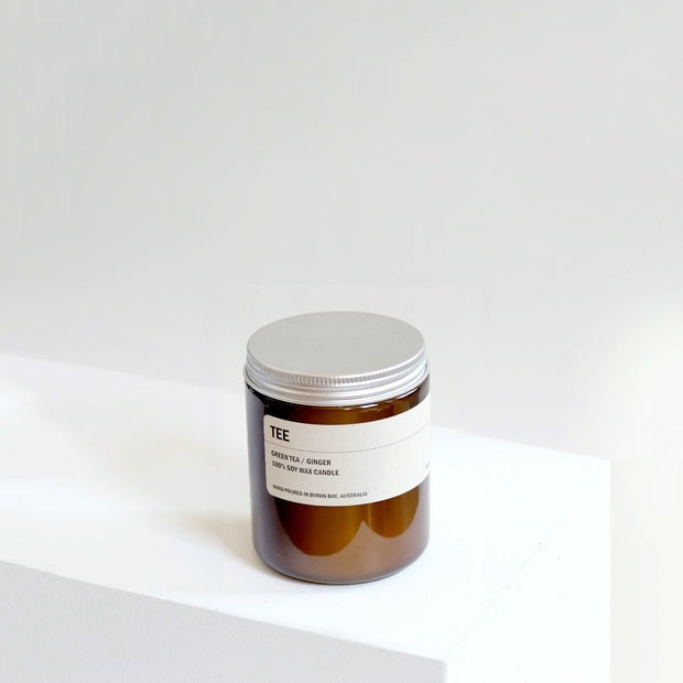 Posie_Candles_TEE-250g-Amber-Candle_Simple_Beautiful_Things