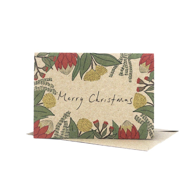 christmas-natives-kraft-card-deer-daisy_Simple_Beautiful_Things
