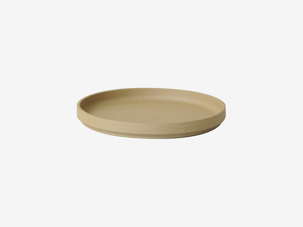 Hasami Natural Plate 18.5cm - Simple Beautiful Things