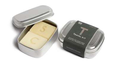 Nue Bar Travel kit - fragrance free