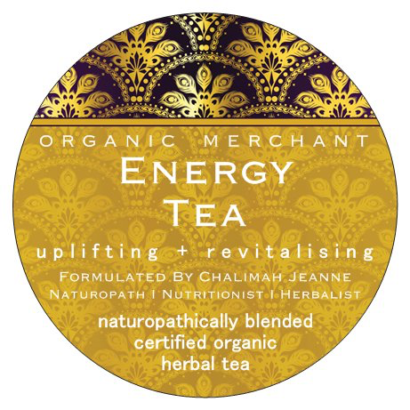 Energy Tea - simplebeautifulthings