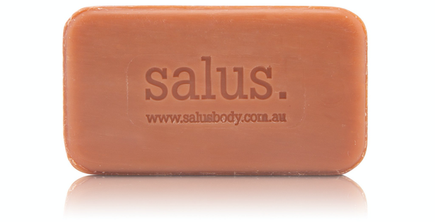 Salus Chamomile & rose geranium clay soap - simplebeautifulthings