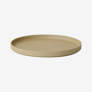 Hasami Porcelain Plate 25.5cm - Natural - simplebeautifulthings