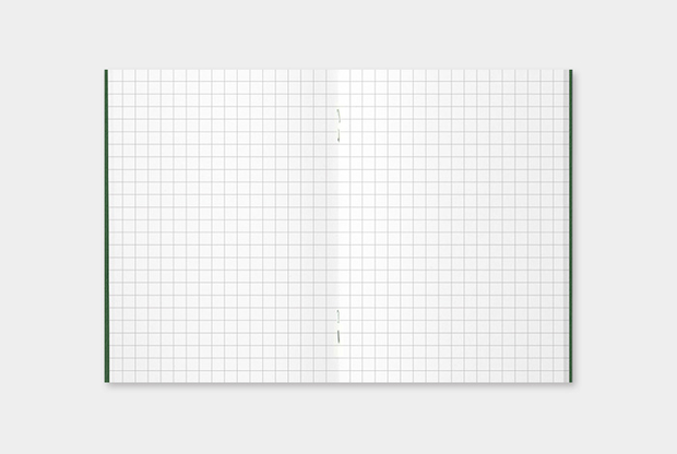 Traveler's Notebook Refill - Grid, Passport size - simplebeautifulthings