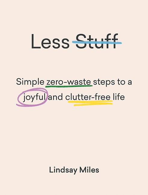 Less Stuff - simplebeautifulthings